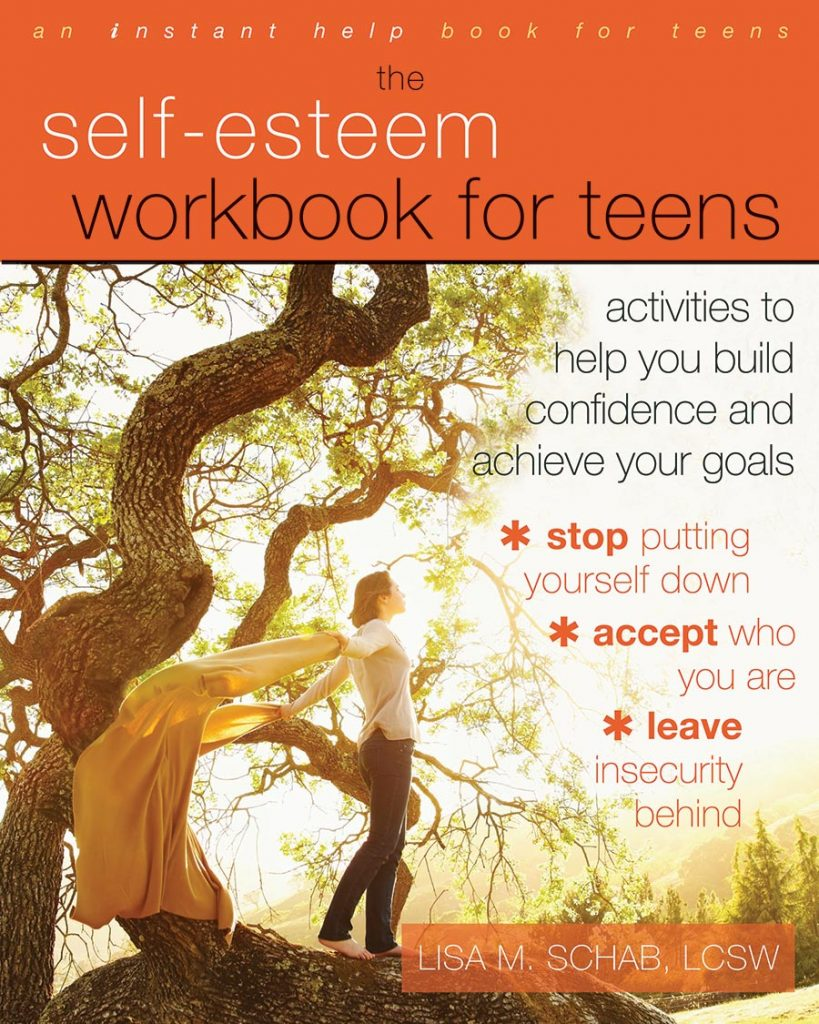 The Self-Esteem Workbook for Teens