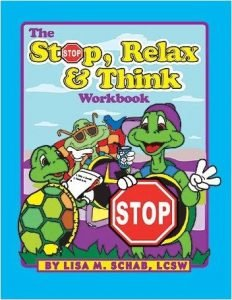 The Stop Relax & Think Workbook