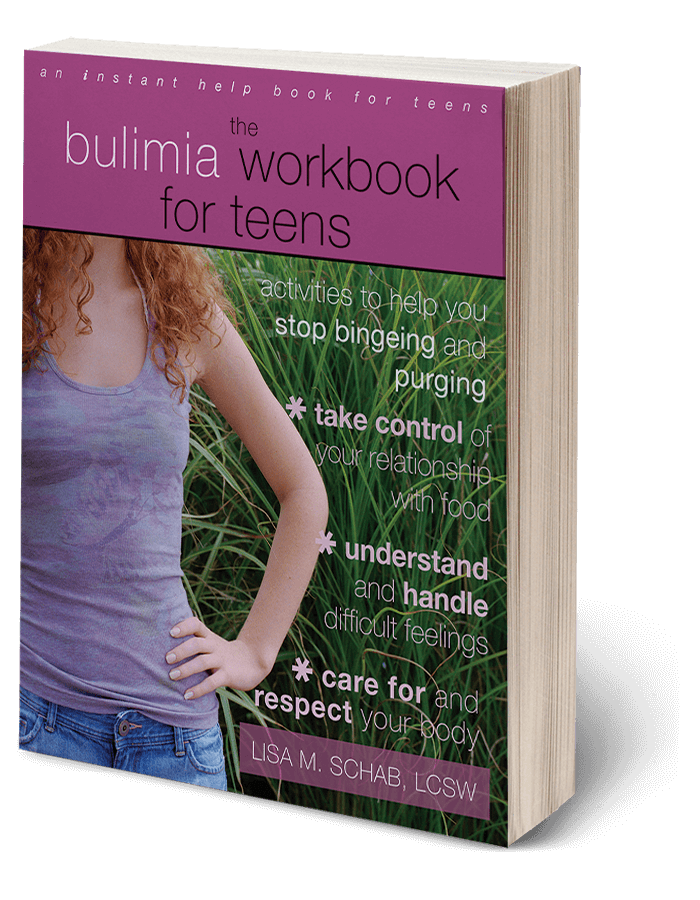 Bulimia Workbook For Teens