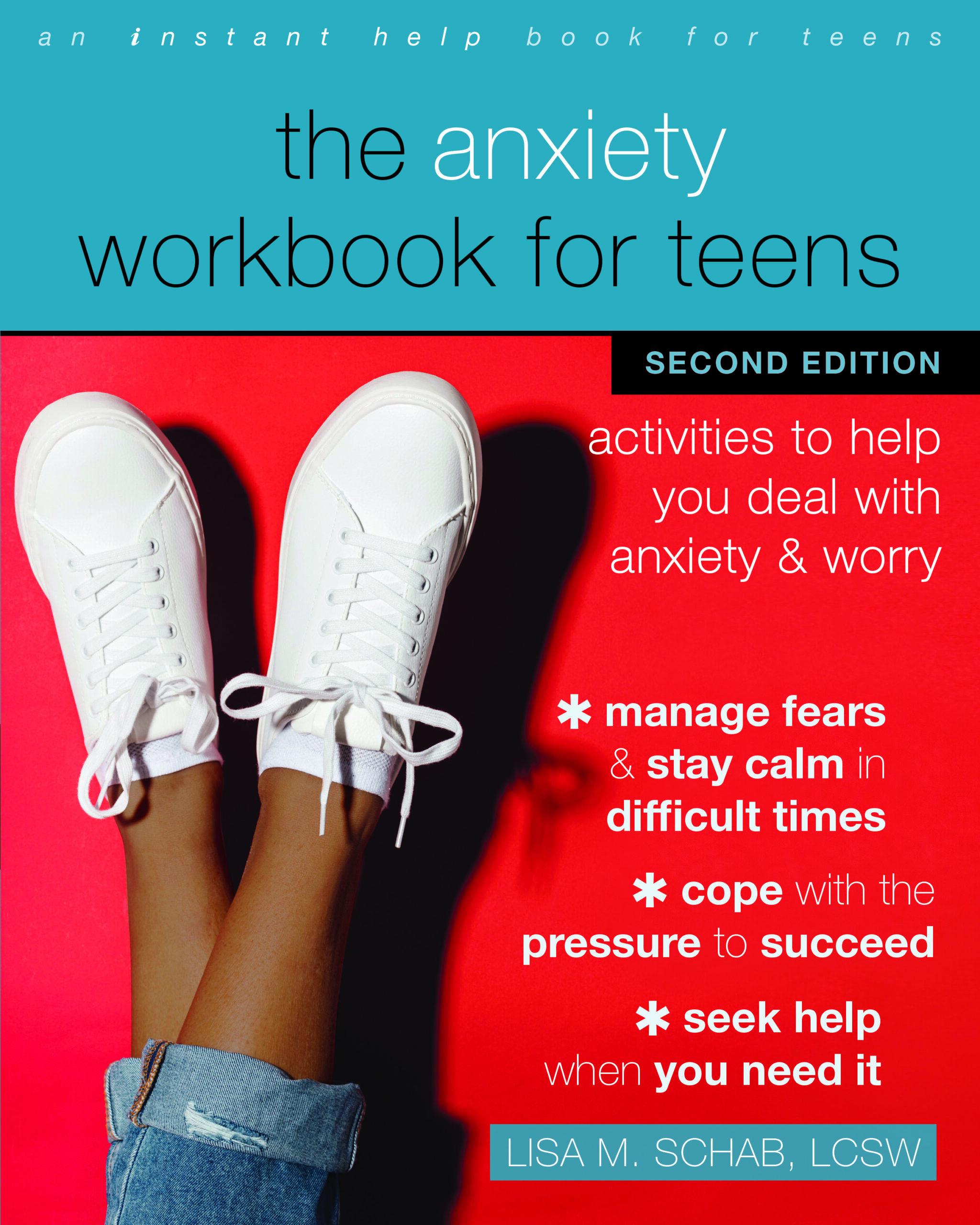 Self Esteem Workbook For Teens 2nd Edition